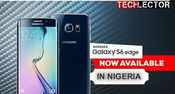 Samsung Galaxy S6 Now in Nigeria 1