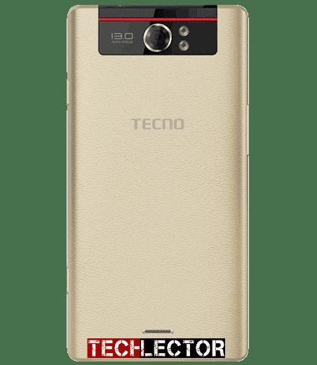 Tecno Camon C8 camera