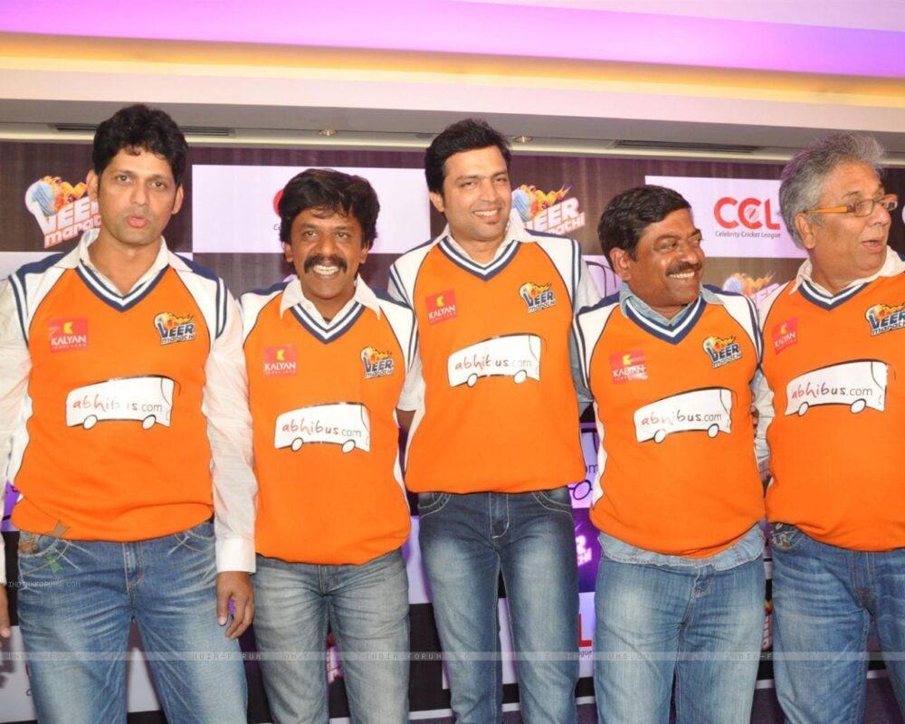 Team Veer Marathi Gets Abhibus