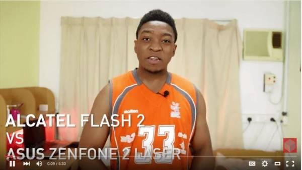 Alcatel Flash 2 Vs ASUS Zenfone 2 Laser 1