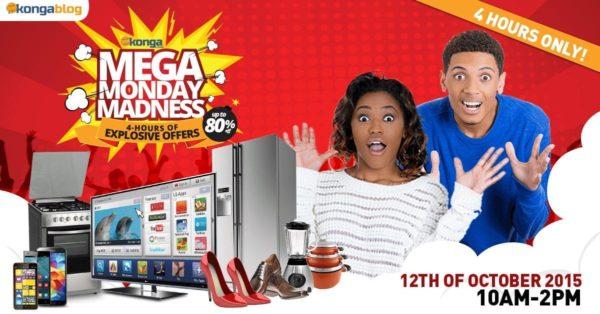 Konga Mega Monday Madness