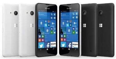 Microsoft Lumia 550 price release date specs