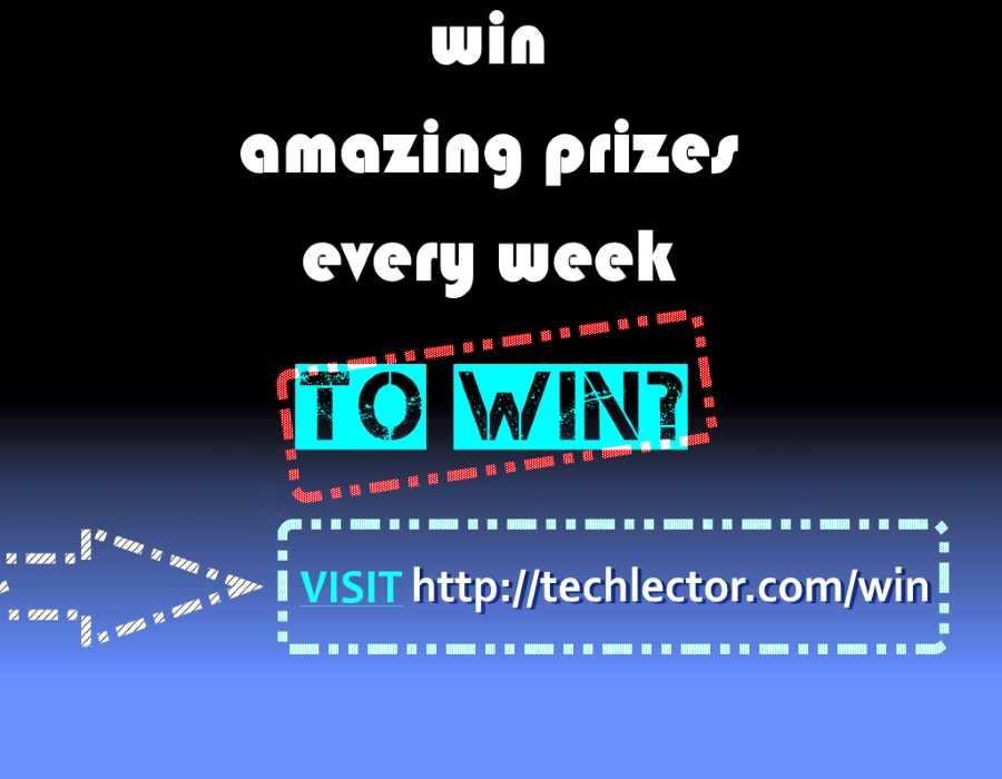 Win Amazing Prizes Every Week