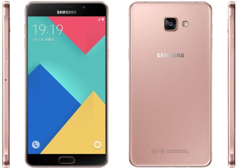 Galaxy A9 gke