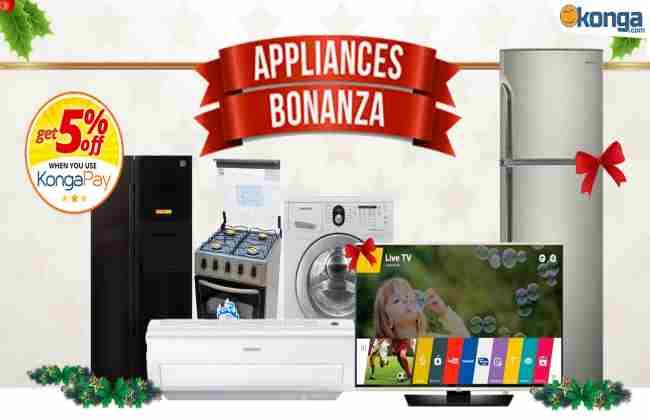 appliances bonanza