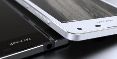 Lumia 650 design