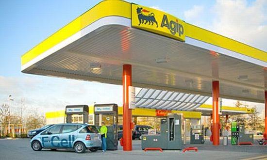 filling station