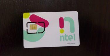 Ntel SIM card