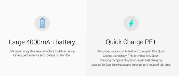 UMi Super battery photo 254