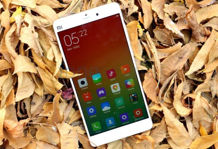 Xiaomi Mi Note 2 techlector