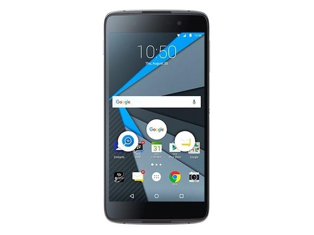 BlackBerry DTEK50 1
