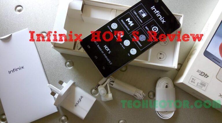 Infinix HOT S Full Review