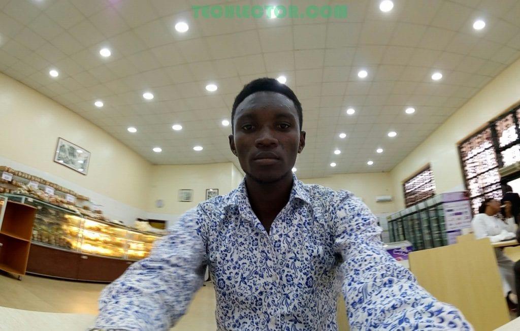 Infinix Hot S Front Camera Wide Selfie