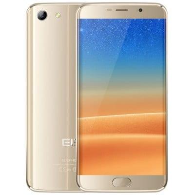 Elephone S7 Gold Colour