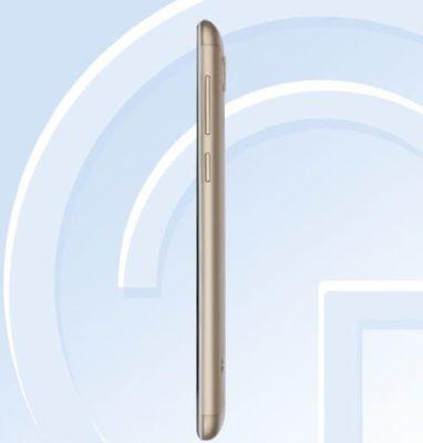 Huawei Enjoy 6S Dimensions