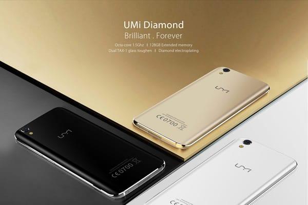 UMi Diamond with specs