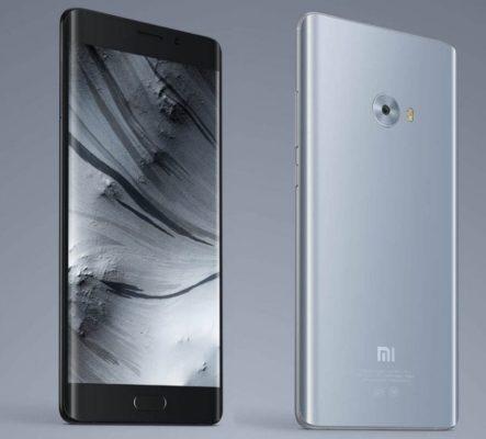 Xiaomi Mi Not 2 Grey Colour
