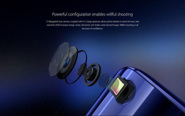 Elephone S7 Mini Camera