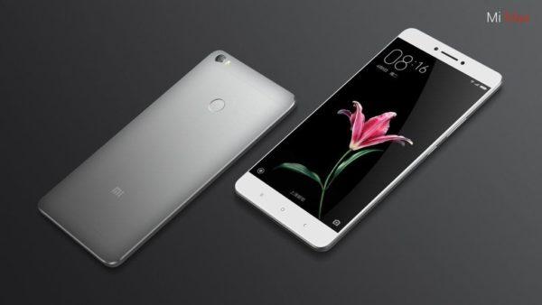 Xiaomi Mi Max 2 Rumours