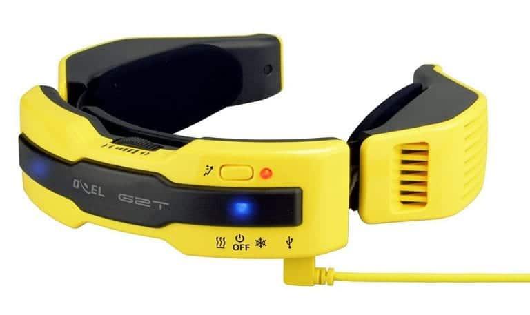 DOEL G2T Electric Scarf