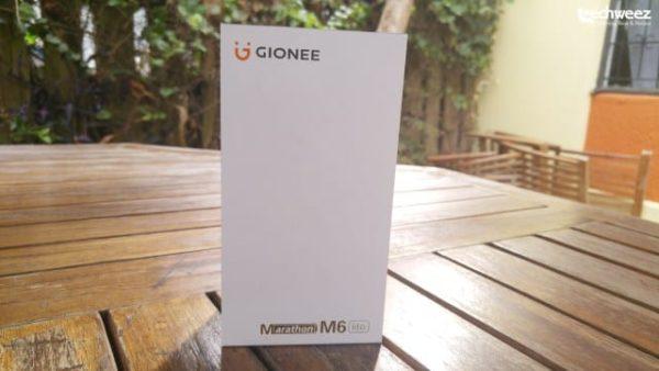 Gionee M6 Lite Package