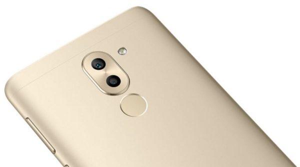 Huawei Mate 9 Lite Dual Rear Cameras