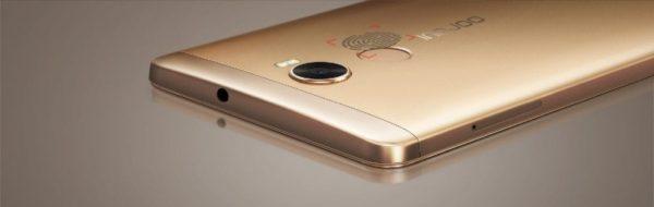 Innjoo Fire 3 Pro LTE Fingerprint Scanner