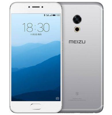 Meizu Pro 6S Design