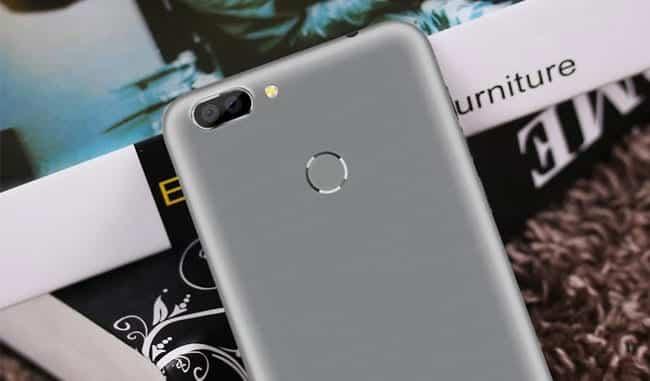 Oukitel U20 Plus Dual Rear Cameras