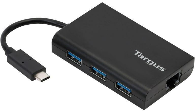 USB C4 Port UBS Hub ACH224AP