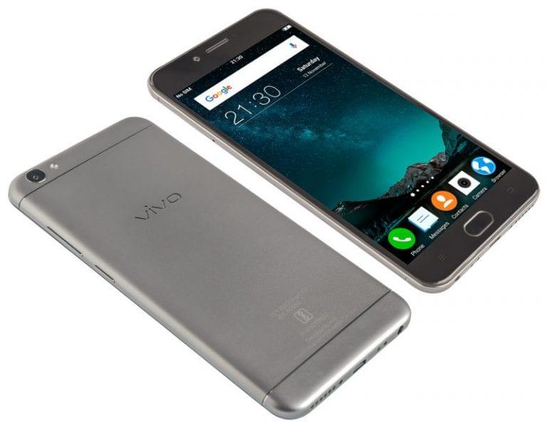 Vivo V5 Design