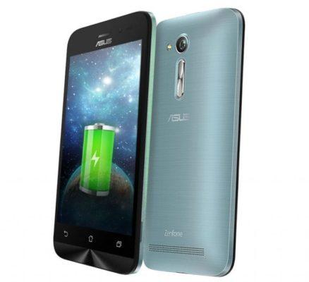 Asus Zenfone Go 4.5 LTE India