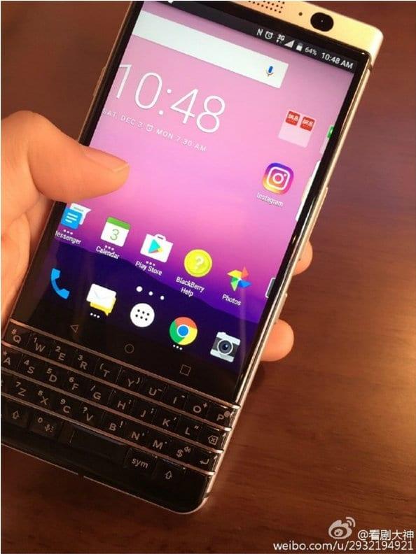 BlackBerry Mercury Expected Specs