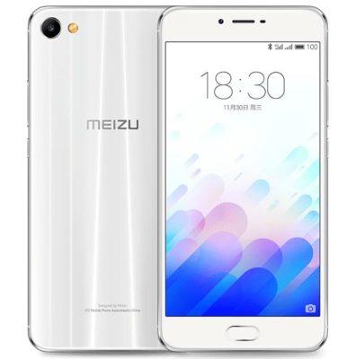 Meizu M3X Design