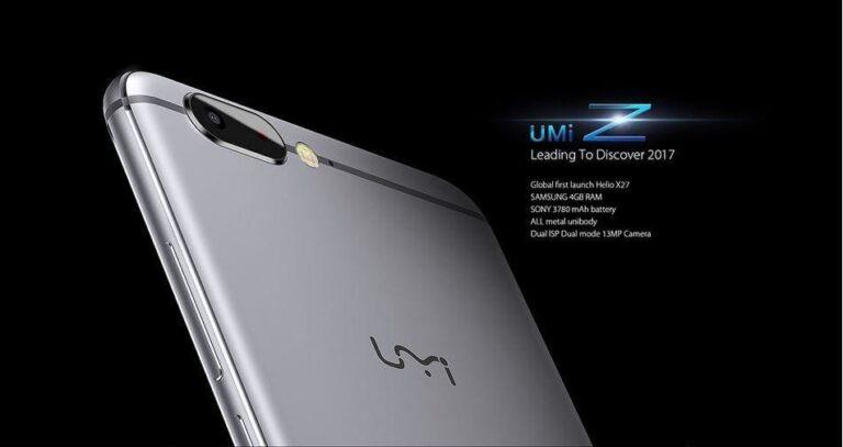 UMi Z launch