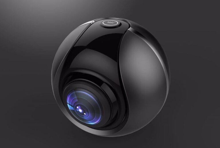 Elephone dual 360 camera