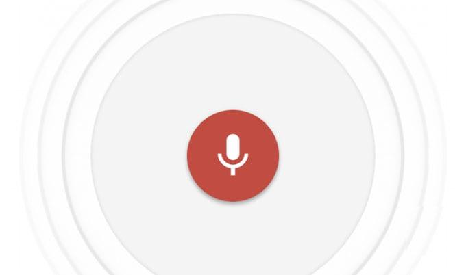 Googles iO voice 2