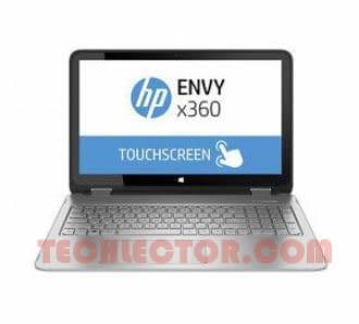 HP Envy Touchsmart 15x360 Convertable
