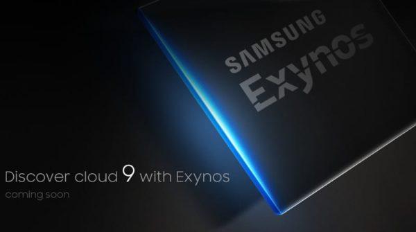 Samsung Exynos 9 Processor Teaser