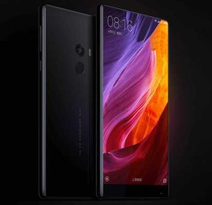 Xiaomi Mi MIX - Latest Xiaomi Devices