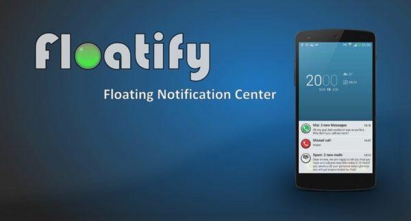Floatify app