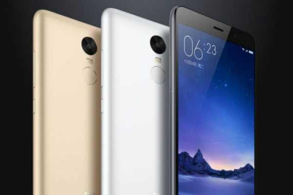 Redmi Note 3 Pro - Latest Xiaomi Devices