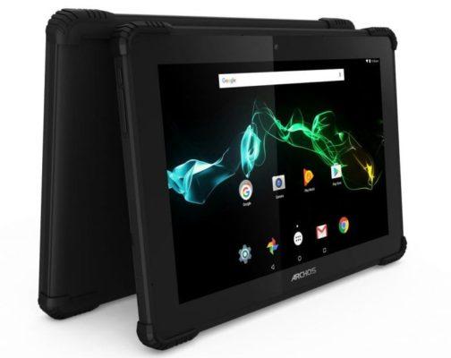 ARCHOS 101 Saphir Rugged Tablet