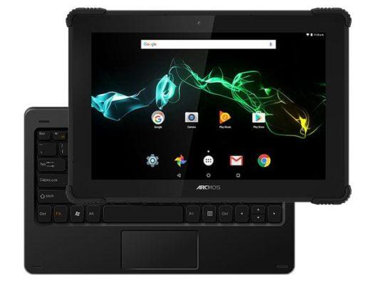 ARCHOS 101 Saphir Tablet Design