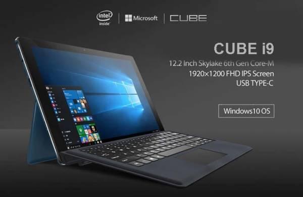 cube i9 tablet