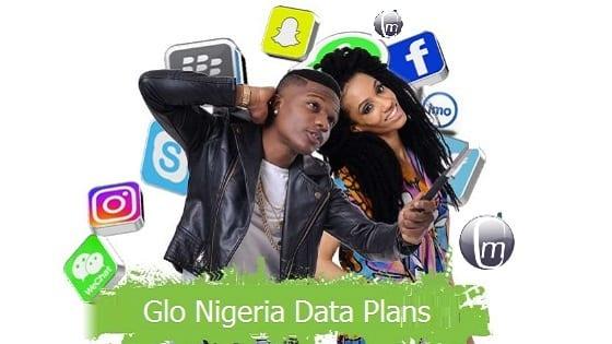 glo nigeria data plans