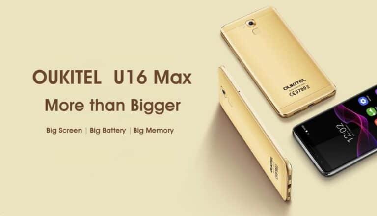 OUKITEL U16 Max specs release date scaled