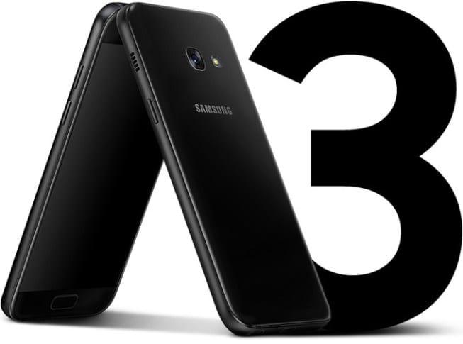 top 5 samsung smartphones of 2017