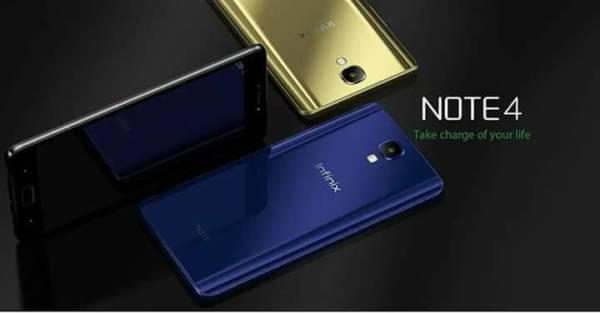Infinix Note 4 XPen