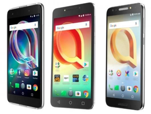 Alcatel Idol 5S smartphones